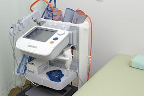 血圧脈波・ABI検査