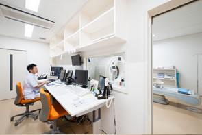 CT コントロール室