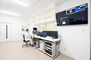 カテーテルコントロール室