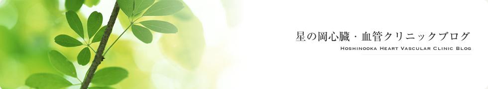 星の岡心臓・血管クリニックブログ